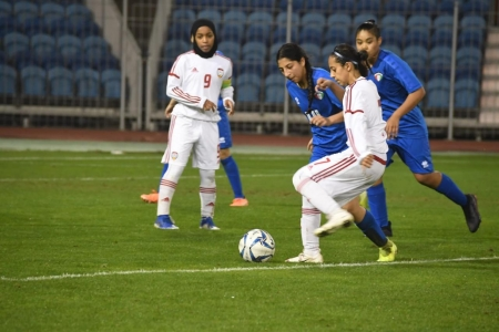 "UAE fifth and Kuwait sixth in ""Waff u18"""